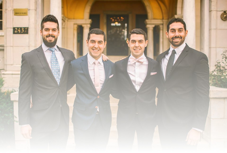 4 at Wedding, Faded