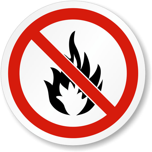 no-fire-open-flame-label-lb-2175